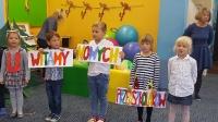Pasowanie na przedszkolaka. Zdjęcia wspólne 20.10.2016