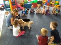 Zajęcia edukacyjne z psem_4