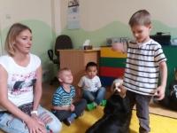 Zajęcia edukacyjne z psem_2