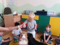 Zajęcia edukacyjne z psem_8