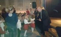 Konkurs tańca. Zdjęcia wspólne 13.11.2014