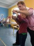Magick w przedszkolu. Zdjęcia wspólne 21.10.2014