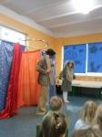 Teatr Gargulec . Ziomowa baśń - nowe przygody bałwanka. 17.12.2014. Zdjęcia wspólne