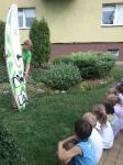 Uczymy się o kitesurfingu. Wspólne zdjęcia. 08.2014