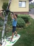 Uczymy się o kitesurfingu