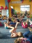 Gimnastyka korekcyjna. Zdjęcia wspólne. 25.02.2015