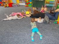 Gimnastyka korekcyjna. Zdjęcia współne. 04.11.2015