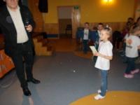 Konkurs taneczny w Stokrotce. 19.03.2015