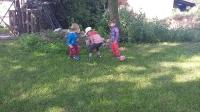Piknik na Zamku. Zdjęcia wspólne. 10.08.2016