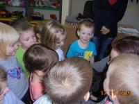 Spotkanie z wolontariuszką ze Schroniska dla Zwierząt w Sulnówku. 17.11.2015