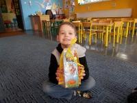 Zajączek w przedszkolu. 25.03.2015