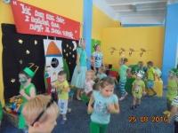 Zielono mi - bal ufoludków. Zdjęcia wspólne 25.08.2016